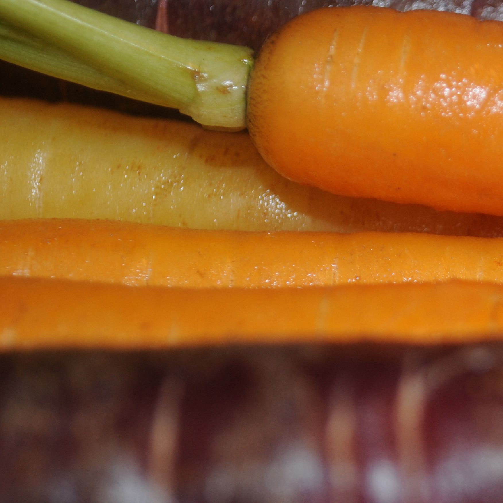 Freezing Cooked Carrots For Baby Food
